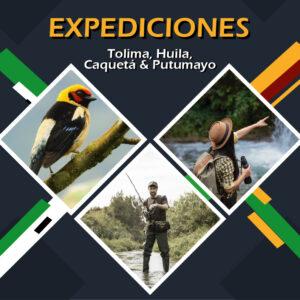 Tolima - Huila - Caquetá & Putumayo
