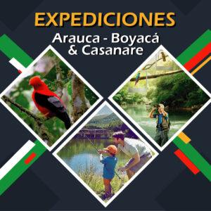 Arauca - Boyacá & Casanare