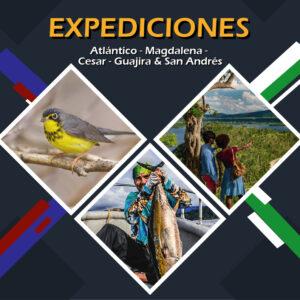Atlántico - Magdalena - Cesar - Guajira & San Andrés