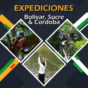 Bolívar - Sucre & Córdoba