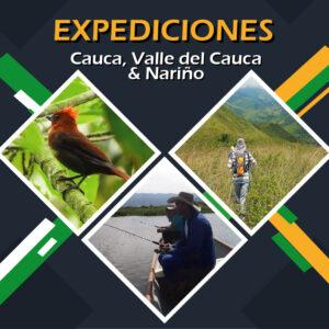Cauca - Valle Del Cauca & Nariño